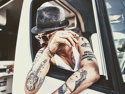 Hesh on kult.ch – The Story of my Tattoos